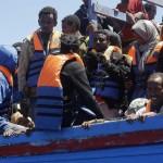 vluchtelingen Italie